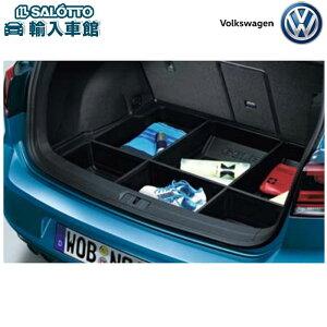 【 VW 純正 クーポン対象 】ラゲージ トレー(ボックスタイプ) 防水性 ポリエチレン製トレー 小物収納Golf