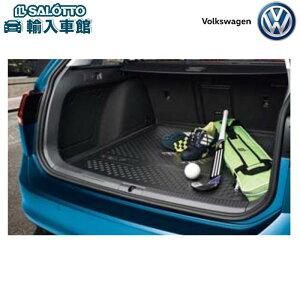 【 VW 純正 クーポン対象 】ラゲージトレー ゴルフ7 ヴァリアント ブラック GOLFロゴ入り 防水性を持ったポリエチレン製トレイ エッジ部が高さのあるトレー Golf Variant