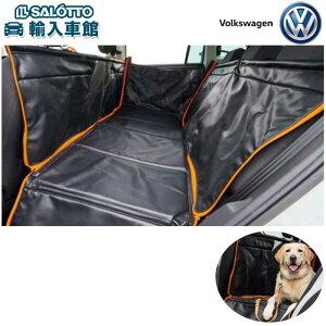 【 VW 純正 】フラット ベッド ペット用 W1200xH500xD720mm リアシート専用 犬 愛犬 ペット ドライブ フォルクスワーゲン オリジナル アクセサリー