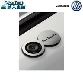 【 VW 純正 クーポン対象 】ドアロック エンブレム ザ ビートル インテリア The Beetle