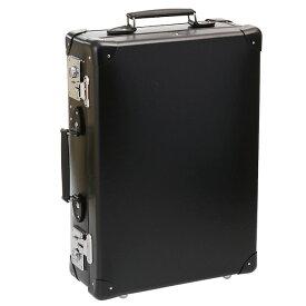 """グローブトロッター/GLOBE TROTTER""""ORIGINAL・オリジナル""""20インチ2輪トローリーケース・スーツケース(ブラック)GTORGBB20TC/BLACK/GTORGBB20T3"""