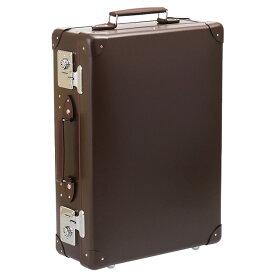 """【ポイント5倍】グローブトロッター/GLOBE TROTTER""""ORIGINAL・オリジナル""""30インチ2輪スーツケース・ウィズホイール(ブラウン)GTORGBRBR30SC/BROWN/GTORGBR30SC"""