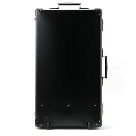 "【10%OFFクーポン】グローブトロッター/GLOBE TROTTER""ORIGINAL・オリジナル""30インチ2輪スーツケース・ウィズホイール(ブラック)GTORGBB30SC/BLACK/GTORGBB30SC"