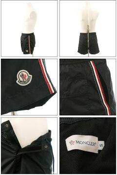 モンクレール/MONCLERスイムショーツ・スイムパンツ・水着(ブラック)007320053326999/BLACK