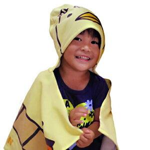 今治タオル ベビーギフト バリィさんフード付バスタオル (ギフト 今治タオルブランド認定 出産祝い 赤ちゃん 男の子 女の子 誕生日 日本製 国産 今治製) 名入れ・刺繍は要別途料金
