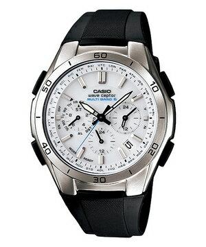 【送料無料】【国内正規品】CASIO・カシオ 電波ソーラー 腕時計 ウェブセプター WVQ-M410-7AJF【楽ギフ_包装】【***特別価格***】