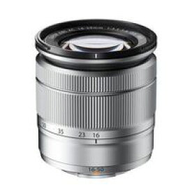 【送料無料】FUJIFILM・フジフィルム フジノンXCレンズ XC16-50mm F3.5-5.6 OIS シルバー【***特別価格***】