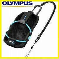 オリンパス OLYMPUS カメラケース スポーツホルダー CSCH-123 ブルー