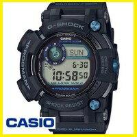 1/31までポイント3倍【送料無料】カシオ CASIO 電波ソーラー腕時計 G-SHOCK FROGMAN GWF-D1000B-1JF【楽ギフ_包装】【***特別価格***】