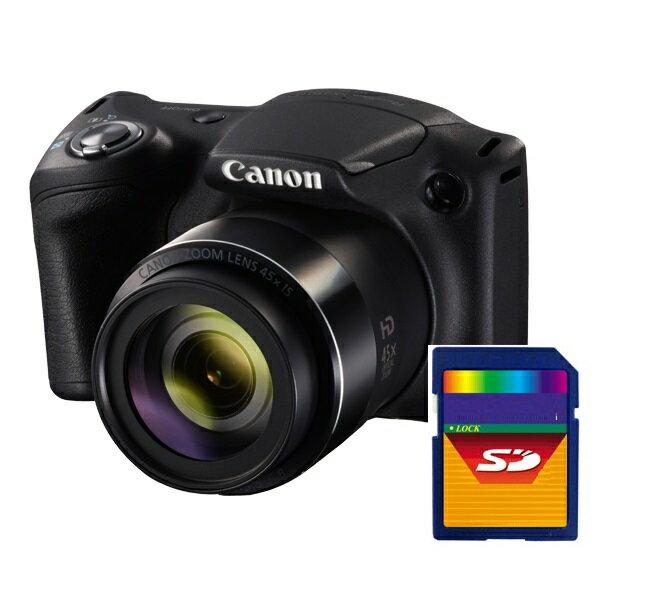 【送料無料】Canon・キヤノン 光学45倍ズームデジカメ パワーショット PowerShot SX430 IS【楽ギフ_包装】【***特別価格***】SX420IS後継機