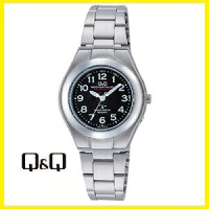 【送料無料】シチズン CITIZEN Q&Q レディース 電波ソーラー腕時計 HJ01-205【楽ギフ_包装】【***特別価格***】