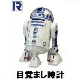 【送料無料】リズム時計 STAR WARS・スターウォーズ R2-D2アクションアラームクロック 目覚まし時計 8ZDA21BZ03 R2D2アクシヨンアラムクロツク【楽ギフ_包装】