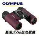 【送料無料】【ラッピング無料】OLYMPUS・オリンパス 8×25 WP II DP 折りたためてコンパクト 8倍防水双眼鏡 8×25 WP…