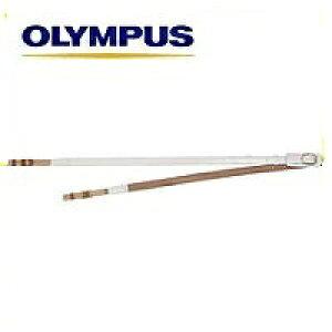 【ゆうパケットで送料無料】【代引き不可】オリンパス OLYMPUS 本革ショルダーストラップ CSS-S109LL II ホワイト