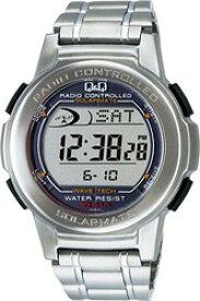 【送料無料】【国内正規品】シチズン時計 Q&Q 電波ソーラー腕時計 MHS5-200【楽ギフ_包装】【***特別価格***】