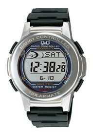 【送料無料】CITIZEN・シチズン時計Q&Q 電波ソーラー腕時計 MHS5-300【楽ギフ_包装】【***特別価格***】