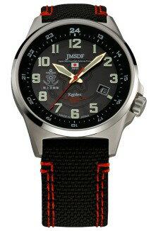 【送料無料】【日本製】【国内正規品】ケンテックス Kentex ソーラー腕時計 防衛省 自衛隊 腕時計 JMSDF 海上自衛隊腕時計 S715M-03 ブラック【***特別価格***】【楽ギフ_包装】