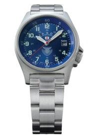 【送料無料】【日本製】【国内正規品】ケンテックス Kentex腕時計 S455M-10 防衛省 JASDF JSDFスタンダードモデル 空自メタルバンド S455M-10【***特別価格***】【楽ギフ_包装】