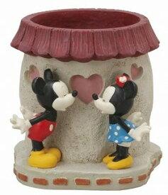 【送料無料】SETOCRAFT・セトクラフト ディズニー Disney プランター 3号プランター ミッキー&ミニー SD-5451-350【楽ギフ_包装】