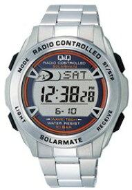 【送料無料】CITIZEN・シチズン時計 Q&Q 電波ソーラー腕時計 MHS7-200【楽ギフ_包装】【***特別価格***】
