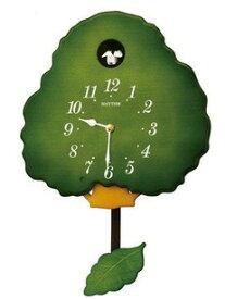 【ラッピング無料】シチズン CITIZEN リズム時計 掛け時計 鳩時計 グレイスカッコー413 4MJ413RH05【楽ギフ_包装】