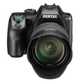 【送料無料】PENTAX・ペンタックスリコー デジタル一眼レフカメラ K-70 18-135WR キット ブラック【楽ギフ_包装】【***特別価格***】