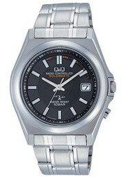 【送料無料】【ラッピング無料】シチズン時計 Q&Q 電波ソーラー腕時計 HG08-202【楽ギフ_包装】【***特別価格***】