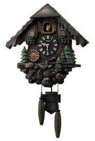 【送料無料】【日本製】【日本製】RHYTHM・リズム時計 掛け時計 鳩時計 カッコーヴァルト 4MJ422SR06【楽ギフ_包装】