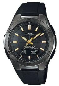 【送料無料】CASIO・カシオ WVA-M640B-1A2JF ソーラー電波時計 ウェブセプター マルチバンド6【楽ギフ_包装】