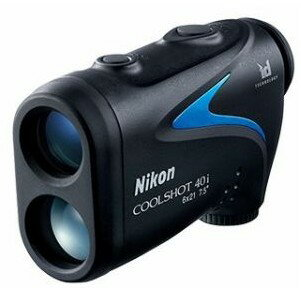 2/28までポイント2倍【送料無料】Nikon・ニコンゴルフ用レーザー距離計 クールショット COOLSHOT 40i【楽ギフ_包装】【***特別価格***】