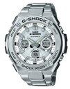 【送料無料】【国内正規品】CASIO・カシオ G-SHOCK G-STEEL 電波ソーラー腕時計 GST-W110D-7AJF【楽ギフ_包装】【***特別価格***】