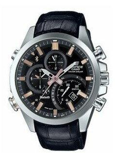 【送料無料】【国内正規品】カシオ CASIO 腕時計 タフソーラー Bluetooth対応 エディフィス EDIFICE EQB-501L-1AJF【楽ギフ_包装】