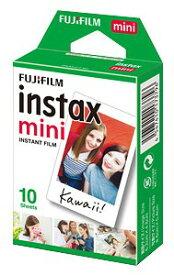 FUJIFILM・フジフィルム インスタントカメラ チェキ用フィルム 1P instax mini 1P【楽ギフ_包装】