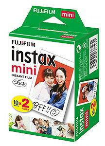 FUJIFILM・フジフィルム インスタントカメラ チェキフィルム 2P instax mini 2P【楽ギフ_包装】