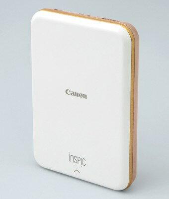 【送料無料】Canon・キヤノン スマホ専用ミニフォトプリンター iNSPiC PV-123-SP ピンク【楽ギフ_包装】【***特別価格***】