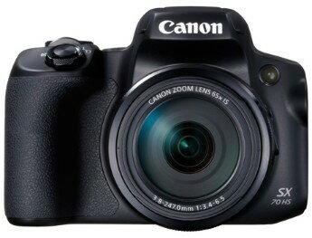 【送料無料】Canon・キヤノン PS-SX70HS 光学65倍ズームデジカメ EVFファインダー搭載 PowerShot SX70 HS【楽ギフ_包装】【***特別価格***】