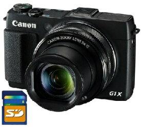 【送料無料】キヤノン Canon PowerShot G1 X Mark II 1.5型大型CMOSセンサーデジカメ パワーショット PowerShot G1 X Mark II【楽ギフ_包装】【***特別価格***】