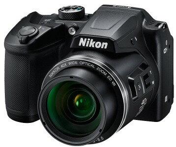 【送料無料】Nikon・ニコン B500BK チルト式液晶光学40倍ズームデジカメ COOLPIX B500 ブラック【楽ギフ_包装】【***特別価格***】