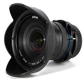 【送料無料】LAOWAレンズ 15mm F4 1xWide Macro Lens/SFT ソニーFE【楽ギフ_包装】【***特別価格***】