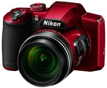 【送料無料】Nikon・ニコン B600RD 光学60倍ズーム1440mmデジカメ COOLPIX B600 レッド【楽ギフ_包装】【***特別価格***】