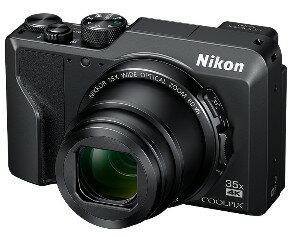 【送料無料】Nikon・ニコン A1000BK 光学35倍ズーム電子ビューファインダー EVF搭載デジカメ COOLPIX A1000 ブラック【楽ギフ_包装】【***特別価格***】