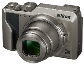 【送料無料】Nikon・ニコン A1000SL 光学35倍ズーム電子ビューファインダー EVF搭載デジカメ COOLPIX A1000 シルバー【楽ギフ_包装】