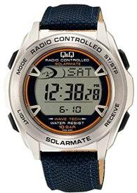 【送料無料】CITIZEN・シチズン時計 Q&Q 電波ソーラー腕時計 MHS7-320【楽ギフ_包装】【***特別価格***】【MHS7-300と同機能】