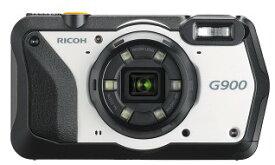 【送料無料】リコー RICOH 防水 防塵 耐衝撃 業務用 現場仕様 デジタルカメラG900【楽ギフ_包装】【***特別価格***】