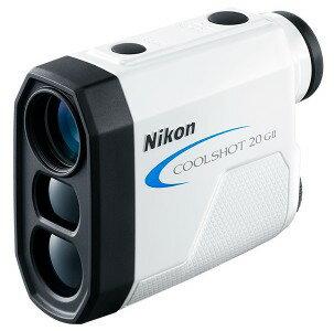 4/19発売予約受付【送料無料】Nikon・ニコン 直線距離専用モデルゴルフ用レーザー距離計 クールショット COOLSHOT 20 GII【楽ギフ_包装】【***特別価格***】