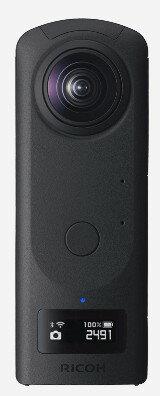 5/24発売【送料無料】リコー RICOH THETA Z1 360°空間音声 THETAシリーズ最高画質を実現した、フラッグシップモデル【楽ギフ_包装】【***特別価格***】