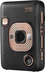 【送料無料】フジフイルム FUJIFILM INS MINI HM1 EB カメラ&スマートフォン用プリンター チェキ instax mini LiPlay ELEGANT BLACK【楽ギフ_包装】【***特別価格***】