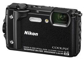 【送料無料】Nicon・ニコン COOLPIX W300 ブラック GPS搭載 水深30M防水デジカメ COOLPIX W300 ブラック【***特別価格***】【楽ギフ_包装】