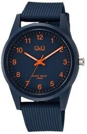 【ゆうパケットで送料無料】シチズン時計 Q&Q 腕時計 10気圧防水 見やすい腕時計 VS40-012
