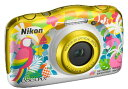 【送料無料】ニコン Nikon 防水 耐衝撃デジカメ クールピクス COOLPIX W150 RS リゾート【楽ギフ_包装】【***特別価格***】